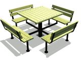 Wooden park benches, Aluminum benches, sitting benches,PICNIC TABLES
