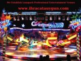 We Establish Lunapark Professional Entertainment Venues