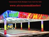 Amusement Park Bumper Cars Cost For Sale