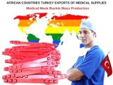 AFRICAN COUNTRIES TURKEY EXPORTS OF MEDICAL SUPPLIES