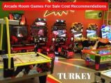 Arcade Room Games For Sale Cost Recommendations