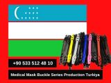 Medical Mask Buckle Series Production Turkiya