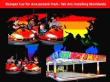 Bumper Car for Amusement Park - We Are Installing Worldwide